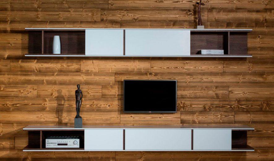 Obývačkové steny
