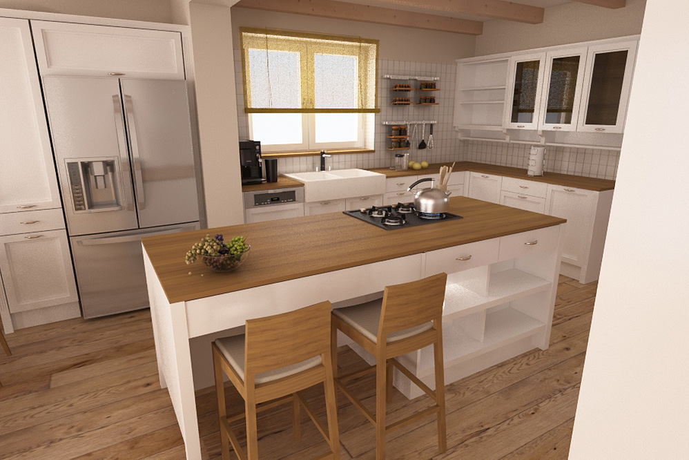 kuchyna pohlad i