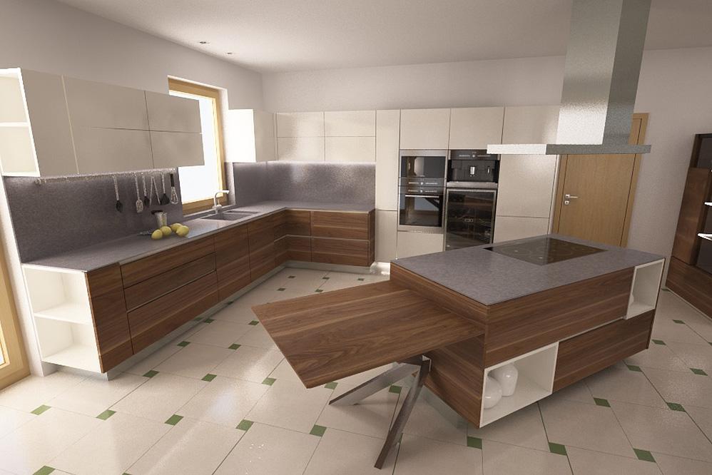 kuchyna varianta A